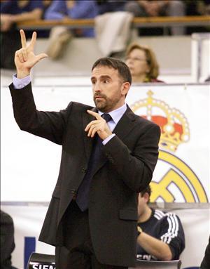 El Real Madrid prepara su viaje a Grecia. Baloncesto